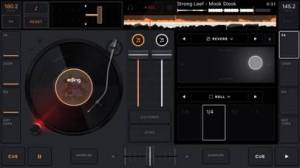 iPhone、iPadアプリ「edjing Mix」のスクリーンショット 4枚目