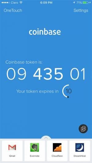 iPhone、iPadアプリ「Authy」のスクリーンショット 3枚目