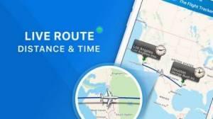 iPhone、iPadアプリ「The Flight Tracker Pro」のスクリーンショット 3枚目