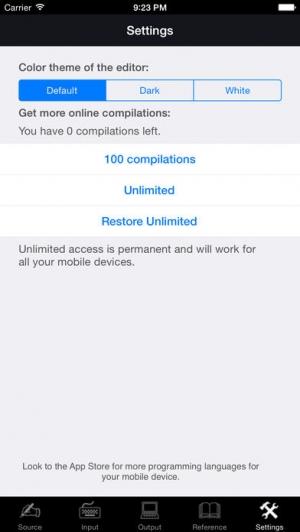 iPhone、iPadアプリ「Scala Programming Language」のスクリーンショット 5枚目