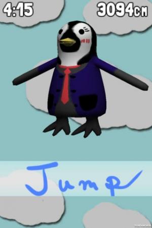 iPhone、iPadアプリ「ペンギンが飛ぶ」のスクリーンショット 3枚目