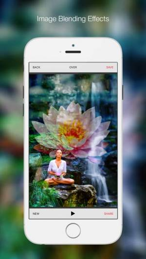 iPhone、iPadアプリ「Bitpoem - Photo Filters and Effects」のスクリーンショット 4枚目