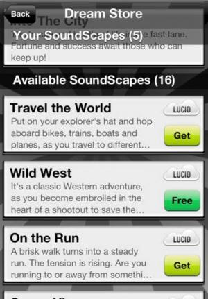 iPhone、iPadアプリ「Dream:ON」のスクリーンショット 3枚目