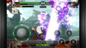 iPhone、iPadアプリ「THE KING OF FIGHTERS-i 2012」のスクリーンショット 5枚目