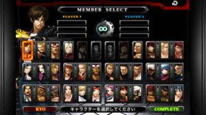 iPhone、iPadアプリ「THE KING OF FIGHTERS-i 2012」のスクリーンショット 1枚目