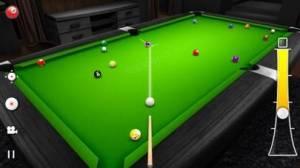 iPhone、iPadアプリ「Real Pool 3D Plus」のスクリーンショット 1枚目