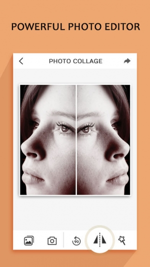 iPhone、iPadアプリ「Photo Collage – Frame Editor and Perfect Camera」のスクリーンショット 4枚目