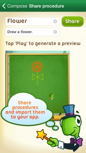 iPhone、iPadアプリ「Move The Turtle. Programming For Kids」のスクリーンショット 2枚目