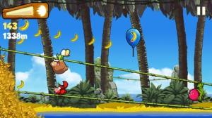 iPhone、iPadアプリ「Banana Kong」のスクリーンショット 3枚目