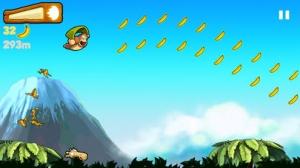 iPhone、iPadアプリ「Banana Kong」のスクリーンショット 5枚目