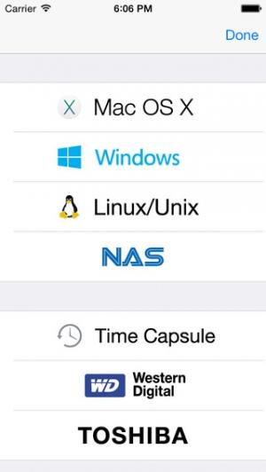iPhone、iPadアプリ「FileExplorer Free」のスクリーンショット 2枚目