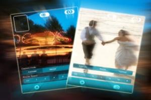 iPhone、iPadアプリ「Adjustable Camera Shutter Lite」のスクリーンショット 3枚目