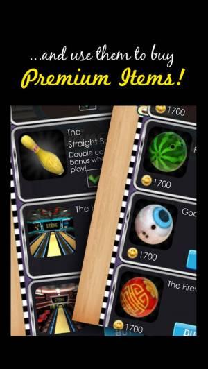 iPhone、iPadアプリ「Rockaボーリング3D無料ゲーム」のスクリーンショット 2枚目