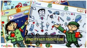 iPhone、iPadアプリ「Find Something - where is my goal!」のスクリーンショット 2枚目