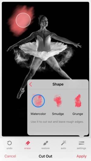iPhone、iPadアプリ「バザート (Bazaart) フォトエディター&デザイン」のスクリーンショット 4枚目