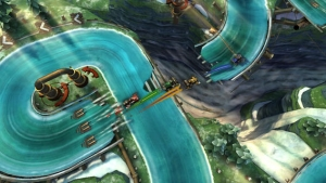 iPhone、iPadアプリ「Slingshot Racing」のスクリーンショット 4枚目