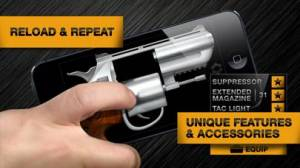 iPhone、iPadアプリ「Weaphones: Firearms Simulator Volume 1」のスクリーンショット 4枚目
