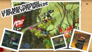 iPhone、iPadアプリ「Apocalypse Max: Better Dead Than Undead」のスクリーンショット 5枚目