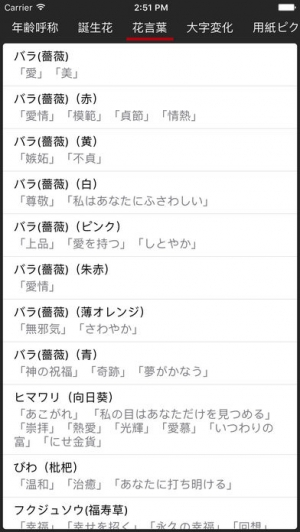 iPhone、iPadアプリ「スゴイ便利帳」のスクリーンショット 5枚目