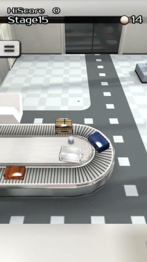 iPhone、iPadアプリ「GlassPong2」のスクリーンショット 2枚目