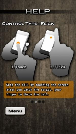 iPhone、iPadアプリ「GlassPong2」のスクリーンショット 5枚目