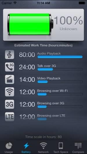 iPhone、iPadアプリ「ActMonitor」のスクリーンショット 4枚目