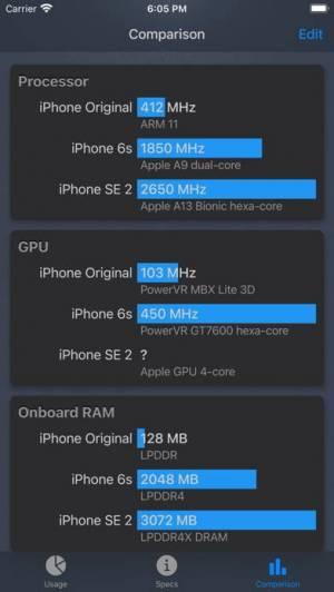 iPhone、iPadアプリ「ActMonitor」のスクリーンショット 3枚目