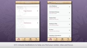 iPhone、iPadアプリ「Yoga with Janet Stone」のスクリーンショット 3枚目