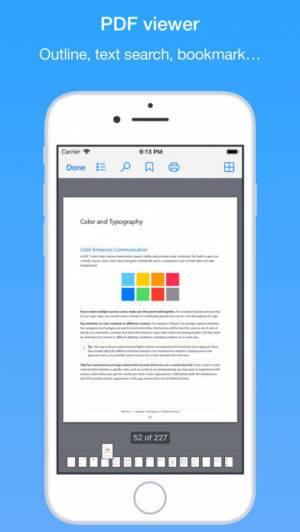 iPhone、iPadアプリ「File Hub Pro by imoreapps」のスクリーンショット 3枚目