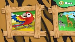 iPhone、iPadアプリ「Animal Puzzle - Drag 'n' Drop」のスクリーンショット 4枚目