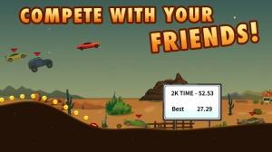 iPhone、iPadアプリ「Extreme Road Trip 2」のスクリーンショット 3枚目