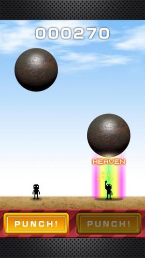 iPhone、iPadアプリ「鉄球ヘブン」のスクリーンショット 2枚目