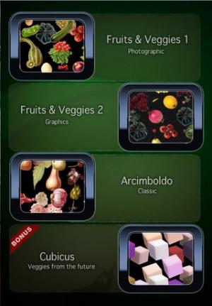 iPhone、iPadアプリ「Vegetable Me」のスクリーンショット 2枚目