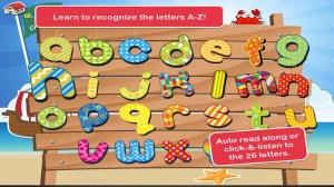 iPhone、iPadアプリ「Alphabet Jumbled」のスクリーンショット 2枚目