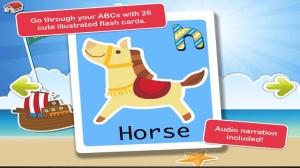 iPhone、iPadアプリ「Alphabet Jumbled」のスクリーンショット 3枚目
