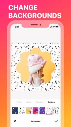 iPhone、iPadアプリ「Collage Maker ◇」のスクリーンショット 4枚目