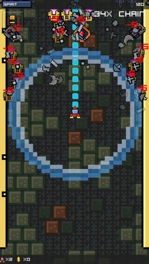 iPhone、iPadアプリ「Buster Spirits」のスクリーンショット 5枚目