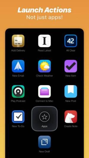 iPhone、iPadアプリ「Launch Center Pro - Icon Maker」のスクリーンショット 5枚目