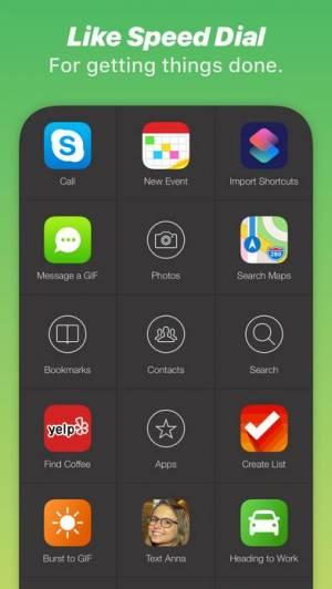 iPhone、iPadアプリ「Launch Center Pro」のスクリーンショット 3枚目