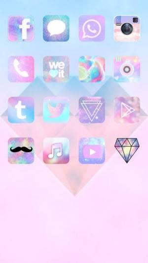 iPhone、iPadアプリ「CocoPPa(ココッパ) - アイコン&壁紙きせかえ」のスクリーンショット 1枚目