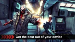iPhone、iPadアプリ「DEAD TRIGGER」のスクリーンショット 2枚目
