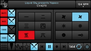iPhone、iPadアプリ「Ninja Jamm - DJ and Remix App」のスクリーンショット 5枚目