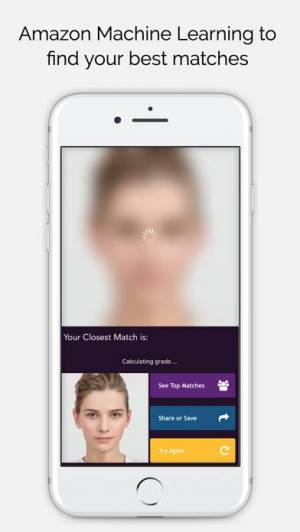 iPhone、iPadアプリ「誰が私のように見えるのですか?」のスクリーンショット 3枚目