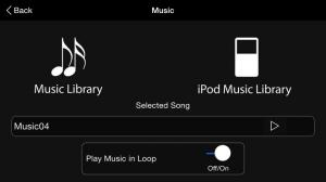 iPhone、iPadアプリ「FunSlides - Make HD video from photos」のスクリーンショット 5枚目
