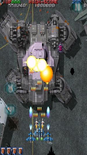 iPhone、iPadアプリ「Raiden Legacy」のスクリーンショット 4枚目
