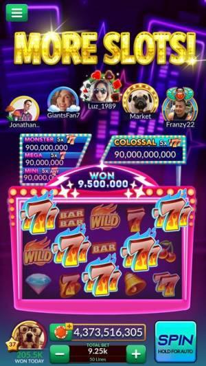 iPhone、iPadアプリ「Big Fish Casino」のスクリーンショット 3枚目