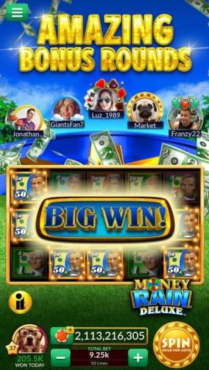 iPhone、iPadアプリ「Big Fish Casino」のスクリーンショット 1枚目