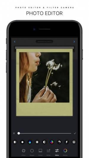 iPhone、iPadアプリ「Goodak Edit - Photo Editor Cam」のスクリーンショット 4枚目