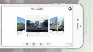 iPhone、iPadアプリ「タコグラフ「TripREC Lite」」のスクリーンショット 2枚目