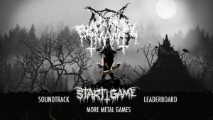 iPhone、iPadアプリ「Black Metal Man」のスクリーンショット 1枚目